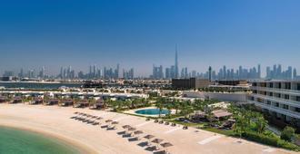 迪拜宝格丽度假村 - 迪拜 - 户外景观