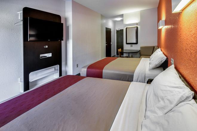 阿伦敦6号汽车旅馆 - 艾伦镇 - 睡房