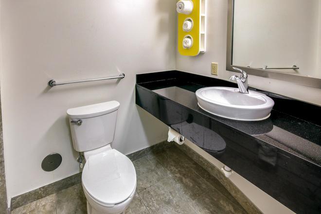 阿伦敦6号汽车旅馆 - 艾伦镇 - 浴室