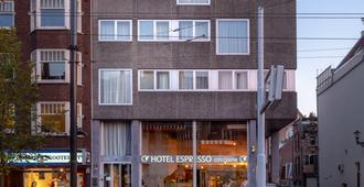 阿姆斯特丹咖啡酒店 - 阿姆斯特丹 - 建筑