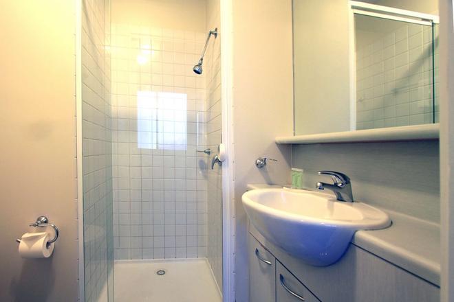 斯旺斯顿之箭酒店 - 墨尔本 - 浴室