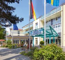 宾茨绿根岛温泉多林特海洋酒店