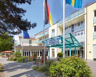 宾茨 - 温泉宾茨 - 绿根岛多林特海洋酒店 - 奥茨巴德宾兹 - 建筑