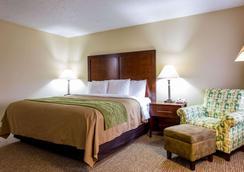 哥伦比亚康福特茵酒店 - 哥伦比亚 - 睡房