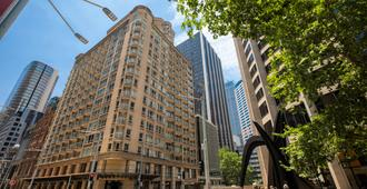邦德街曼特拉2酒店 - 悉尼 - 建筑