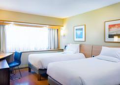奥林匹克公园诺富特酒店 - 圣地亚哥 - 睡房