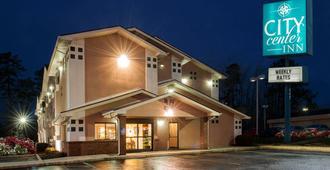 纽波特纽斯 - 汉普顿市中心酒店 - 纽波特纽斯 - 建筑