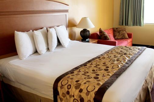 圣安东尼奥美利坚最优价值旅馆 - AT&T中心/萨姆休斯敦堡 - 圣安东尼奥 - 睡房