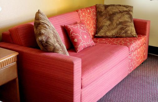 圣安东尼奥美利坚最优价值旅馆 - AT&T中心/萨姆休斯敦堡 - 圣安东尼奥 - 客厅