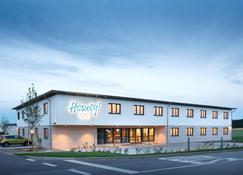 荷米饭店 - 雷根斯堡 - 建筑