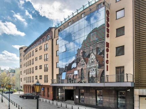 Qubus酒店 - 弗罗茨瓦夫 - 建筑