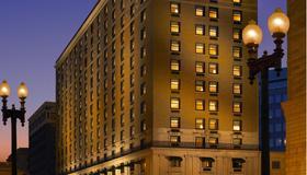 欧尼帕克豪斯酒店 - 波士顿 - 建筑