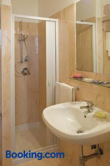 德利西亚酒店 - 米兰 - 浴室