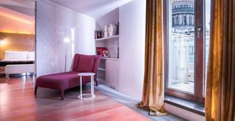 圣彼得堡W酒店 - 圣彼德堡 - 客厅
