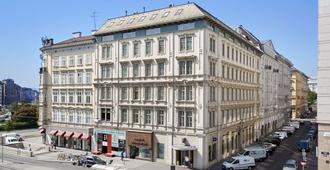 德欧泊尔德拉格生活酒店 - 维也纳 - 建筑