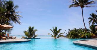 諾特勒斯度假飯店 - 拉罗汤加岛 - 游泳池