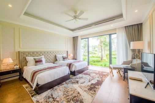 富国岛芬珍珠度假酒店及高尔夫球场 - 富國島 - 睡房