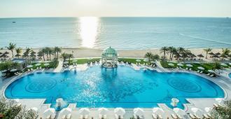 富国岛芬珍珠度假酒店及高尔夫球场 - Phu Quoc - 游泳池