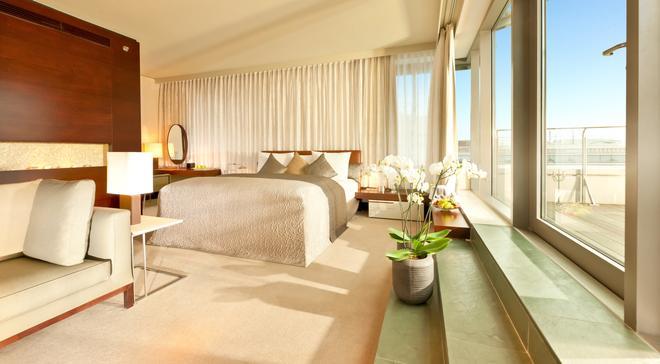 科隆干草市场多林特酒店 - 科隆 - 睡房