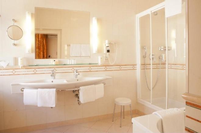 伊丽莎白皇后酒店 - 维也纳 - 浴室