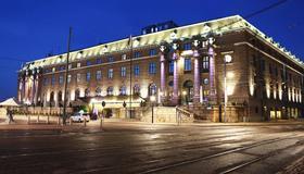 克拉丽奥保斯特酒店 - 哥德堡 - 建筑