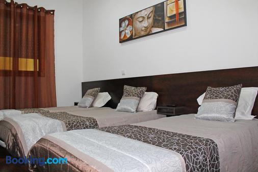 杜阿尔特一号酒店 - 波尔图 - 睡房