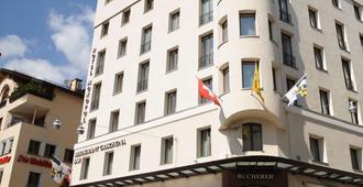帝国艺术精品酒店 - 圣莫里茨 - 建筑