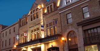 维多利亚庄园酒店 - 魁北克市 - 建筑