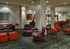 维多利亚庄园酒店 - 魁北克市 - 休息厅