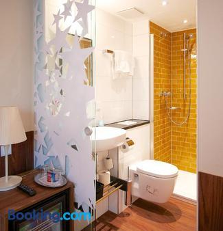 欧罗巴莱弗酒店 - 法兰克福 - 浴室