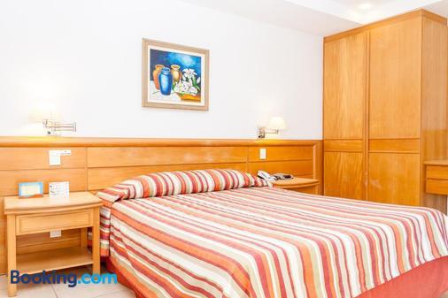 大西洋布吉斯会议及度假酒店 - 布希奥斯 - 睡房