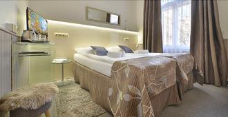 布拉格巴尔干酒店 - 布拉格 - 睡房