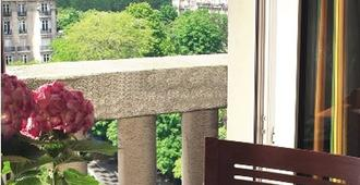 狮子酒店 - 巴黎 - 阳台