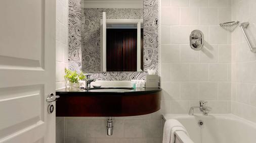赫伯特公园酒店 - 都柏林 - 浴室