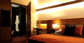 巴贝尔精品酒店 - 布宜诺斯艾利斯 - 睡房