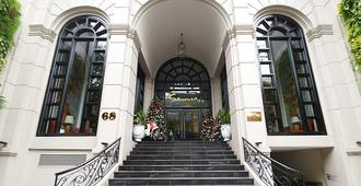 岘港萨诺瓦酒店 - 岘港 - 建筑