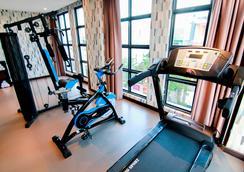 岘港萨诺瓦酒店 - 岘港 - 健身房
