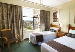 帕特里夏经济酒店 - 温哥华 - 睡房
