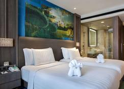 雅加达马腰兰美爵酒店 - 雅加达 - 睡房
