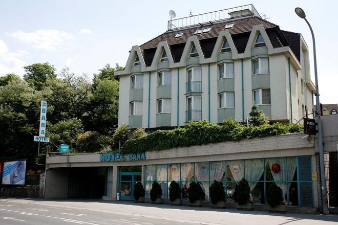 巴拉少年酒店 - 布达佩斯 - 建筑