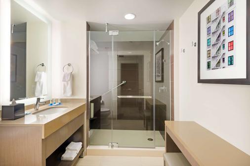 丹佛/市中心凯悦酒店 - 丹佛 - 浴室