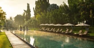 巴厘岛乌布塔娜伽嘉祺邸度假会所酒店 - 乌布 - 户外景观
