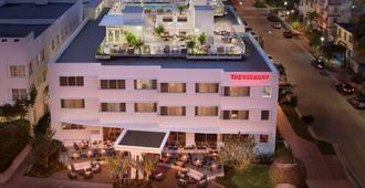 瑞德贝瑞南海滩酒店 - 迈阿密海滩 - 建筑