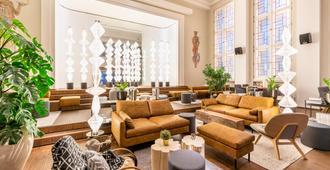布拉格马赛克酒店 - 布拉格 - 休息厅