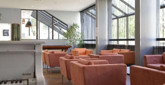 贝斯特韦斯特阿特里姆酒店 - 阿尔勒 - 休息厅