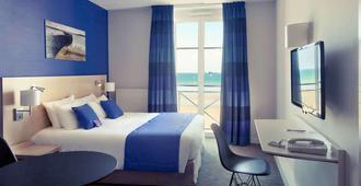 圣马洛海滨美居酒店 - 圣马洛 - 睡房