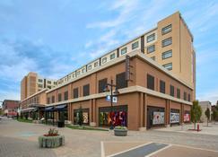 印第安纳州布卢明顿凯悦嘉轩酒店 - 布卢明顿 - 建筑