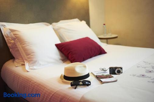 公园酒店 - 索米尔 - 睡房