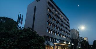 国会酒店 - 罗马 - 建筑