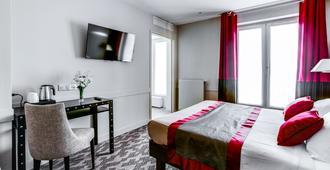 艾米安酒店 - 巴黎 - 睡房